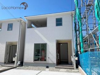 【前面道路含む現地写真】神戸市垂水区青山台第5-15号棟 新築戸建