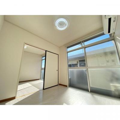 【居間・リビング】斉藤アパートA