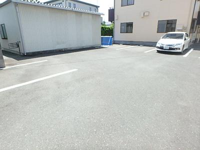 【駐車場】ハピネスH.Y.E