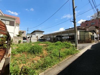 【外観】新築戸建方南町