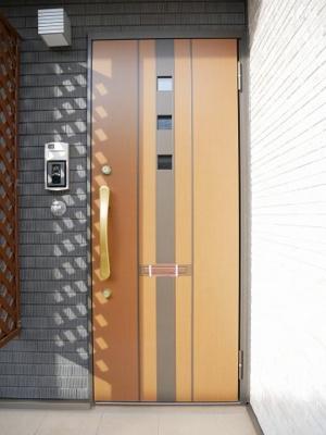 【玄関】プリムラ