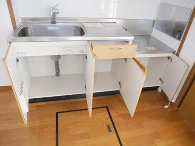 【浴室】グリーン・スクエアC