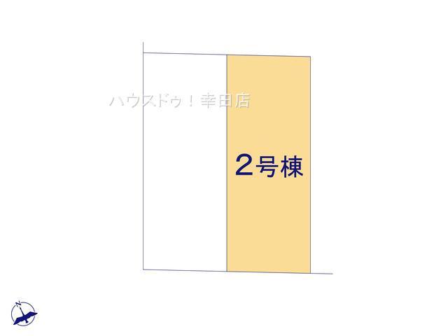 区画図※図面と異なる場合は現況を優先 2021-09-16