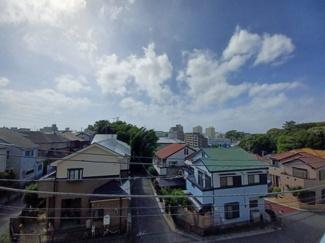 ファーストシーン津田沼 周辺は戸建のため眺望を遮る建物はありません!