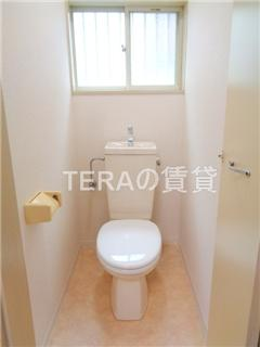 【トイレ】ビレッヂマウンテン千川