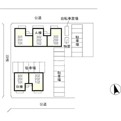 【区画図】グロース レイ A