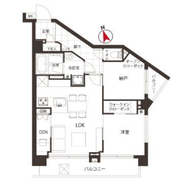 マートルコート恵比寿南・Ⅱ