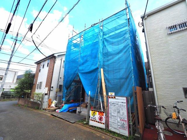 【外観】新築戸建て
