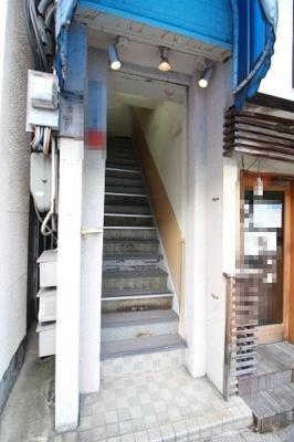 【エントランス】シティホームズ御影ビル