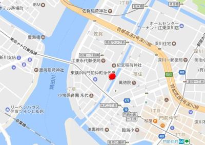Log永代橋