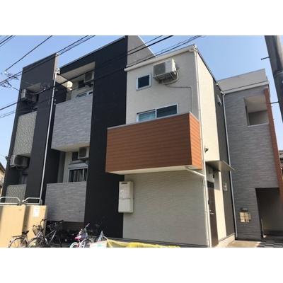 【外観】第2青山ハイツ