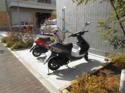 【駐車場】ピュアコートIV