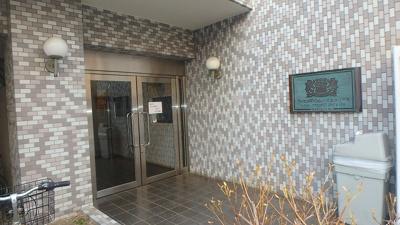 【エントランス】ライオンズマンション川口並木二丁目