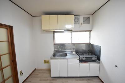 【キッチン】コーポミヤノ