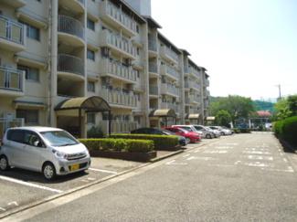 【外観】グリーンハイツ東多田壱号棟 5階