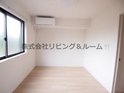 【洋室】ローズビースト