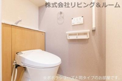 【トイレ】ローズビースト