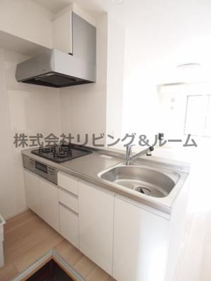 【キッチン】ローズビースト