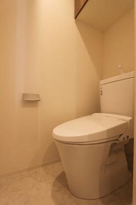 【トイレ】ラフィスタ押上