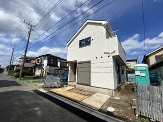 新京成線「二和向台」駅徒歩26分の全1棟の新築一戸建てです。