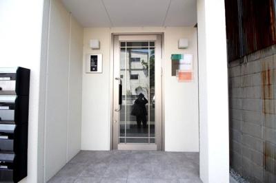 【エントランス】天王寺北Rマンション