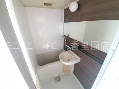 【浴室】グランツ香里新町