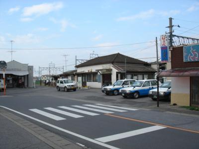 川俣駅まで560m