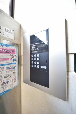 【セキュリティ】歩10番館