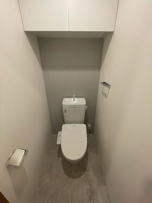【トイレ】スプランディッド新大阪EAST