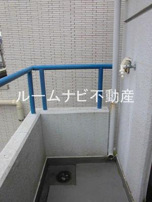【バルコニー】カサベルデ