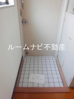 【玄関】カサベルデ