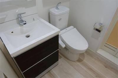 【トイレ】ハーミットクラブハウス桜木町ⅢC棟