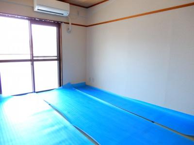 【寝室】コスモハイツ大畑