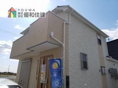 【外観:施工例】神戸市西区竜が岡3丁目 新築戸建