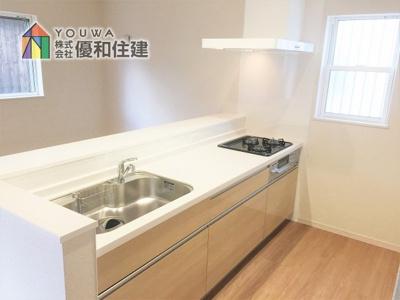 【内観:施工例】神戸市西区竜が岡3丁目 新築戸建