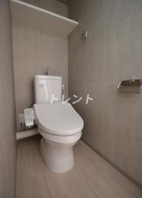 【トイレ】クリアルプレミア笹塚【CREALpremier笹塚】