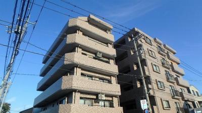 【外観】東川口第8サニーコート