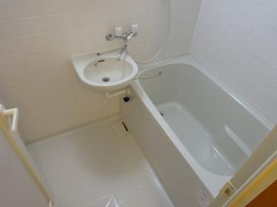 【浴室】ヤマキコーポ三鷹