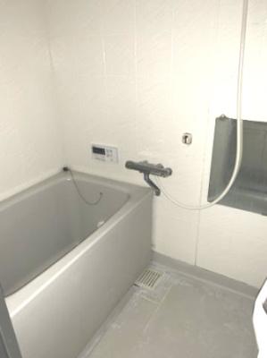 【浴室】アルトラマンション中垣外