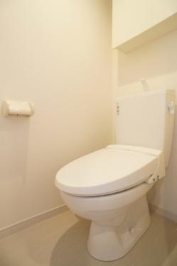 【トイレ】リブリ華さがみ野