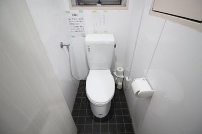 【トイレ】甲南サンシティー元町