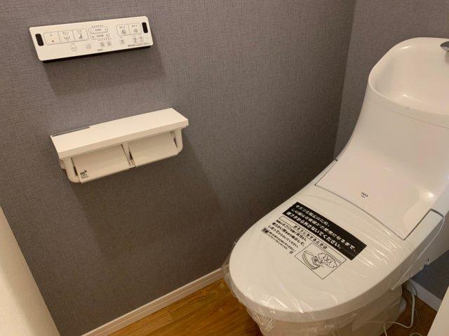 【トイレ】東灘区森北町1丁目新築戸建C号地