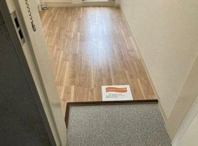 【玄関】トップルーム新宿