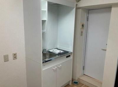 【キッチン】トップルーム新宿