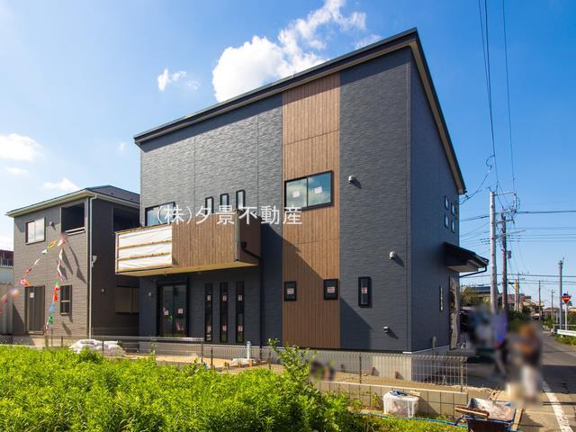 【外観】北区本郷町1430(5号棟)新築一戸建てクレイドルガーデン