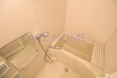 【浴室】パークキューブ北浜