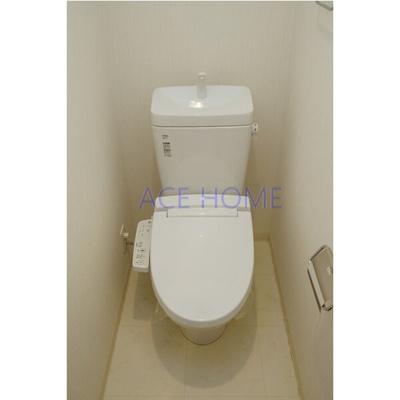 【トイレ】リッツ難波南Ⅱ