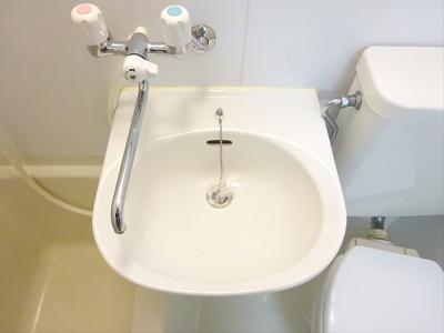 【洗面所】メゾンアライ