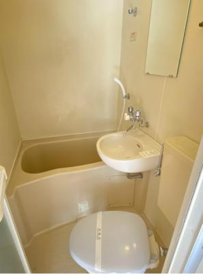 【浴室】誠第一ビル