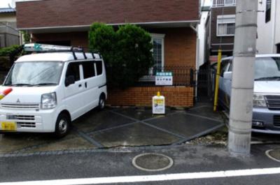 【外観】中川駐車場